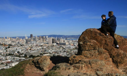 Corona Heights Park – Boasting a Signature Red Rock View