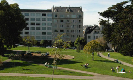 Lafayette Park – Amazing Playgrounds, Dog Parks & Ocean Views